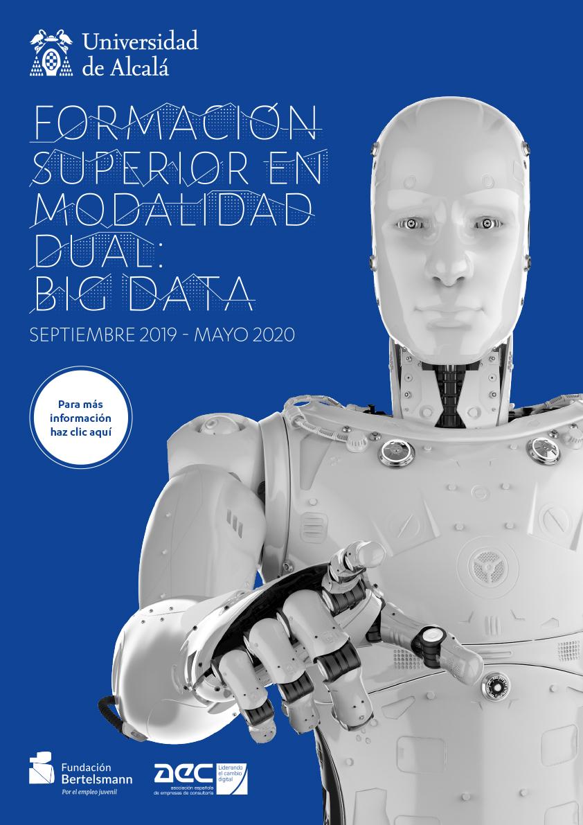 Formacion superior dual big data