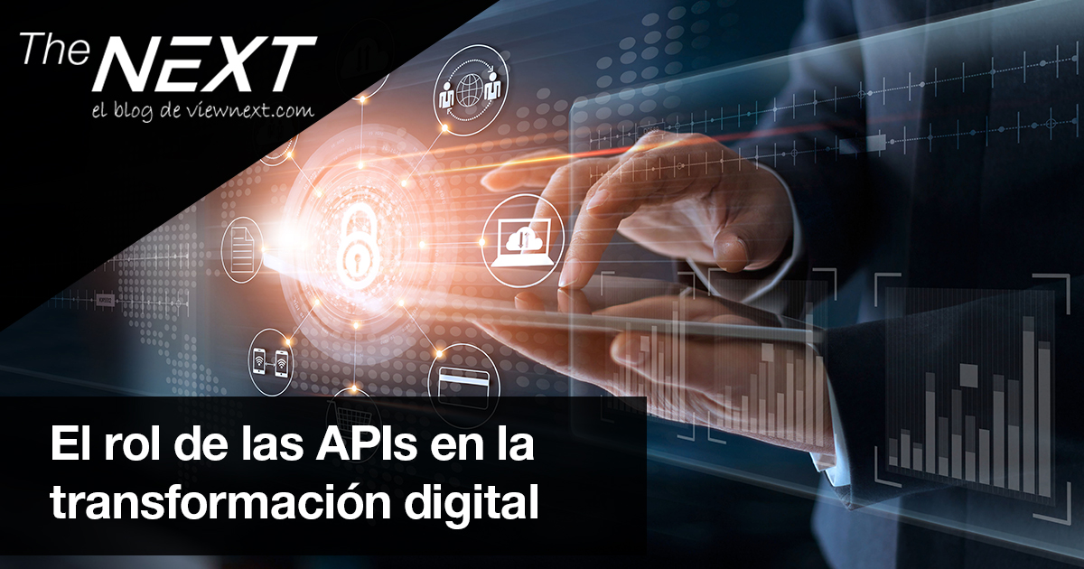 rol apis transformacion digital