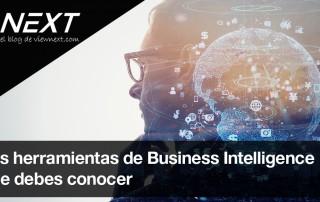 herramientas de Business Intelligence
