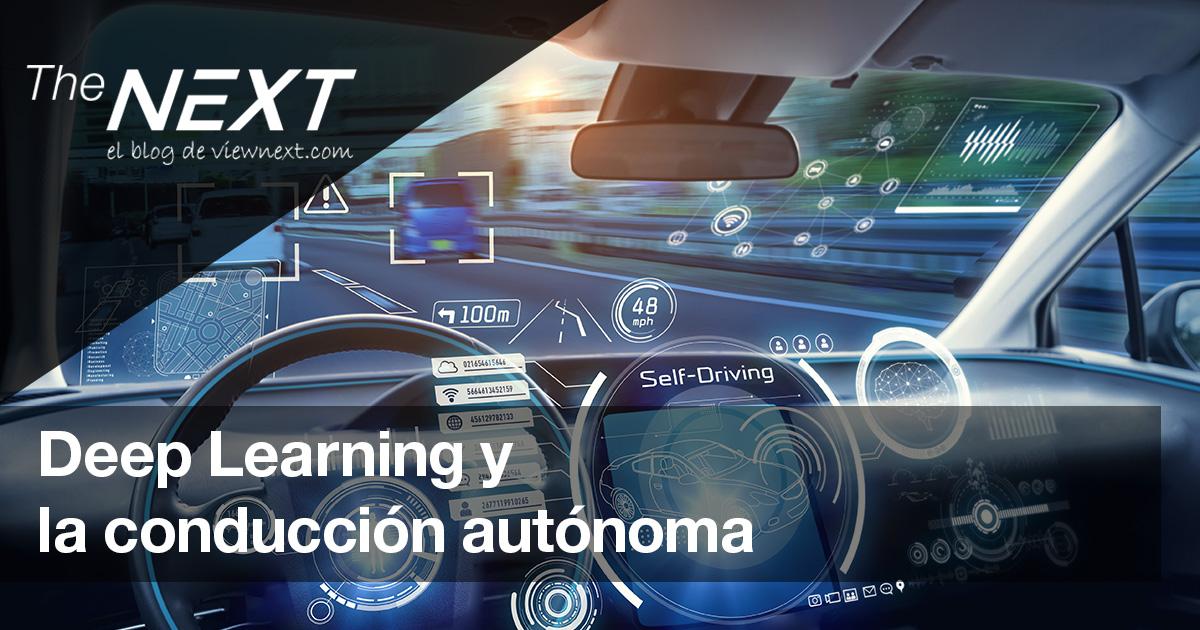 deep learning conducción autonoma