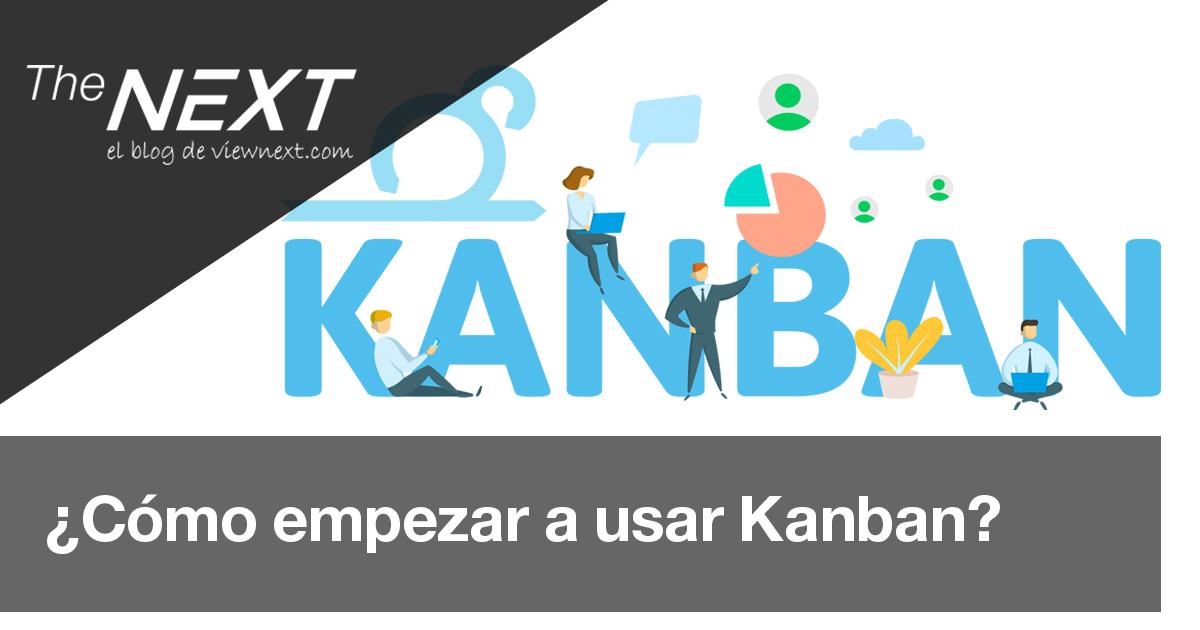 Como empezar Kanban