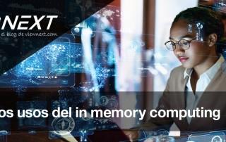Inmemory Computing