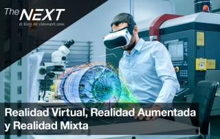 Realidad Virtual Realidad Aumentada realidad Mixta