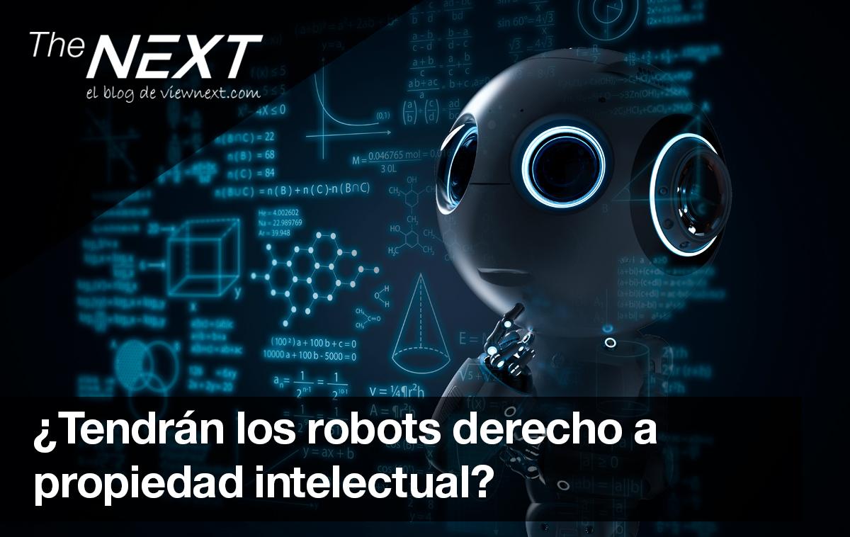 Robots y Propiedad Intelectual