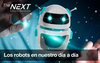 Robots en nuestro día a día