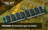 NVDIMM la memoria que no olvida