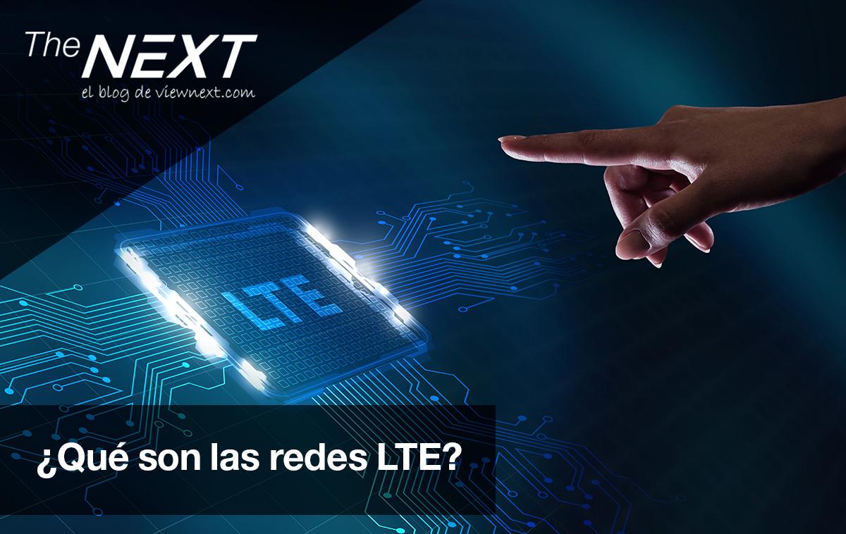 Redes LTE