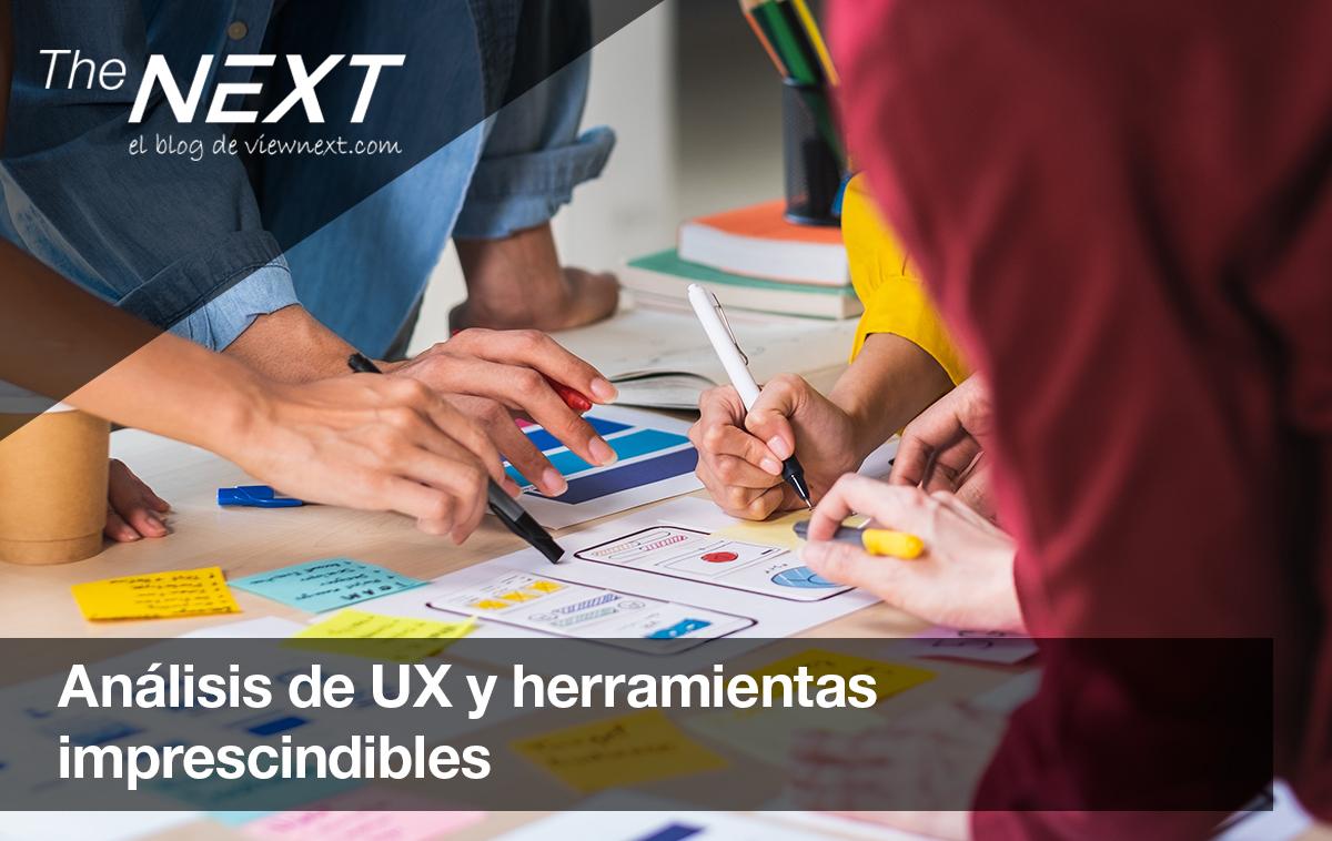 UX análisis y herramientas