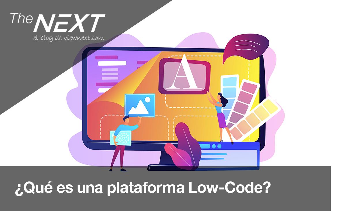 ¿Qué son las plataformas LowCode?