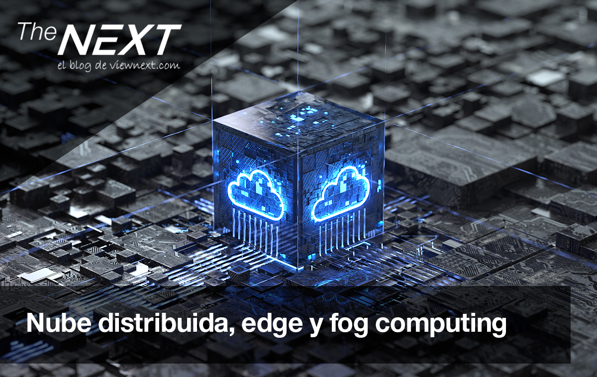 Nube distribuida edge fog computing