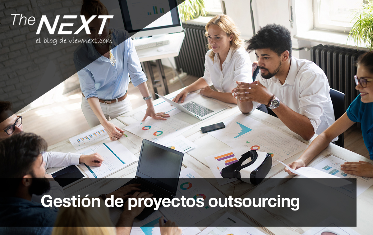Gestion de proyectos Outsourcing