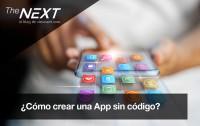 Crear una app sin código