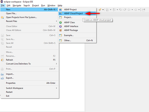 Pantalla 17 Cómo crear tu entorno SAP en la nube para programar