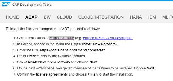 Pantalla 7 Cómo crear tu entorno SAP en la nube para programar