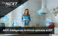 AIOT: Inteligencia Artificial aplicada al IOT